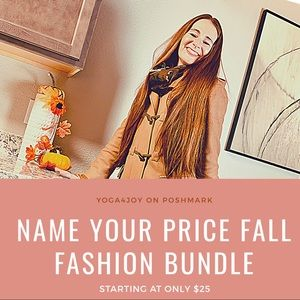 NAME YOUR PRICE $25, $75, $150, $300 BUNDLE📦